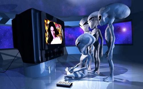 宇宙人の娯楽的なimage