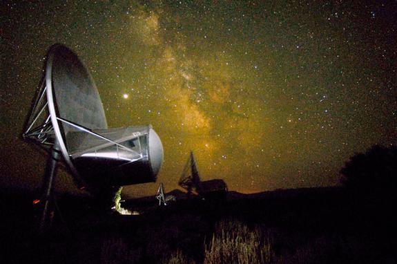 テレスコープと銀河のimage
