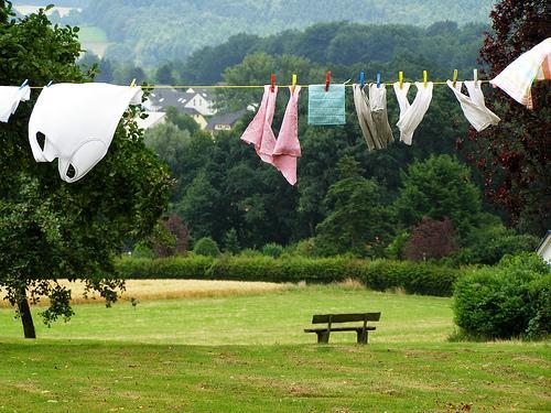 洗濯物のimage