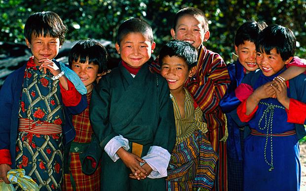 子供の笑顔(ブータン)image