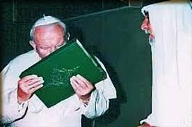 コーランと教皇のimage
