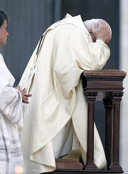 ヨハネ・パウロ2世の祈りimage