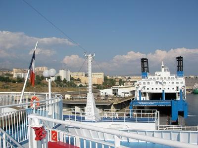 コルシカ船