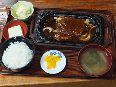 4桜ステーキ定食1104