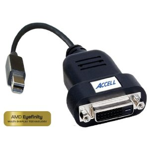 Accell Mini DisplayPort to DVID