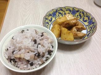 20140118鶏肉と長芋