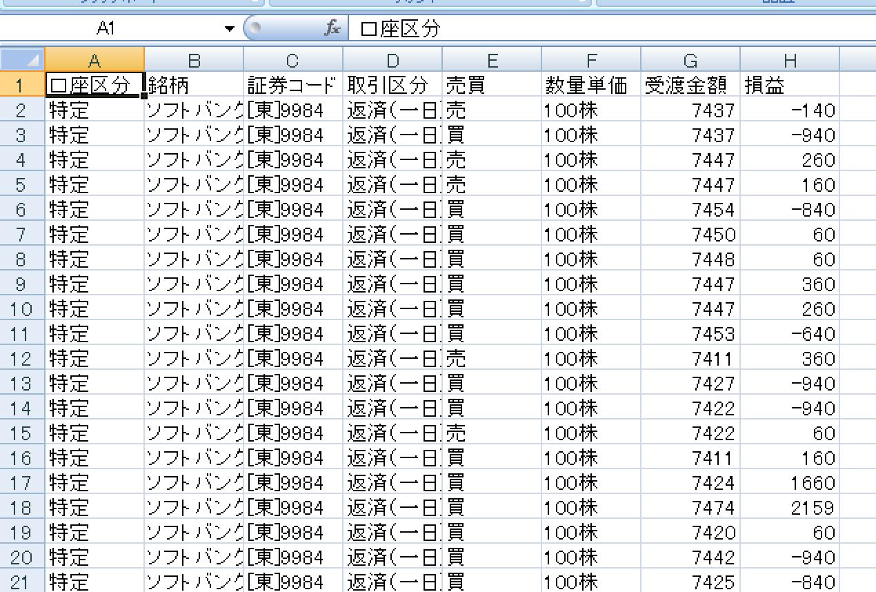 松井精算表ツール2