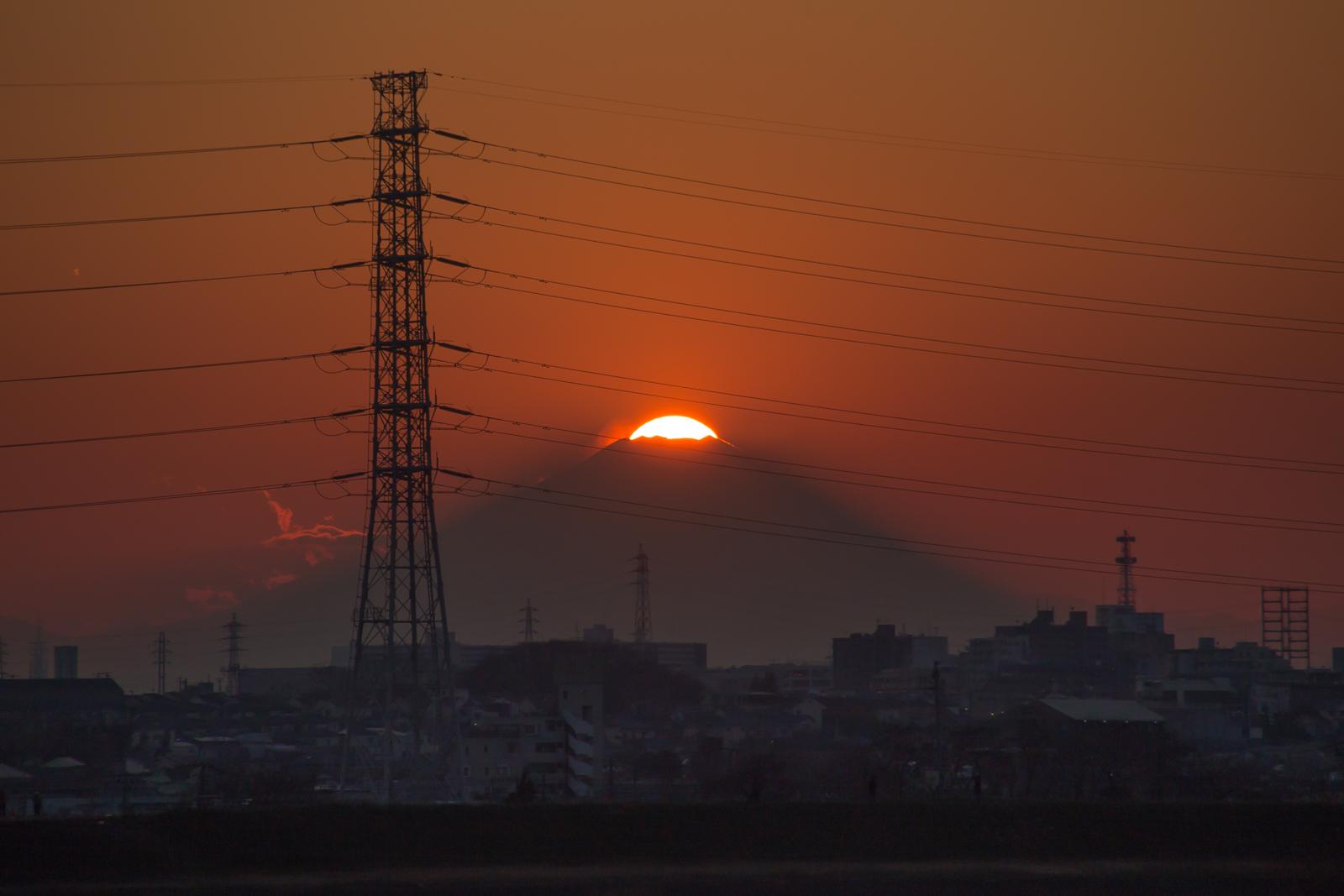 2013年12月31日 笹目橋ダイヤ