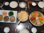 birthday sushi