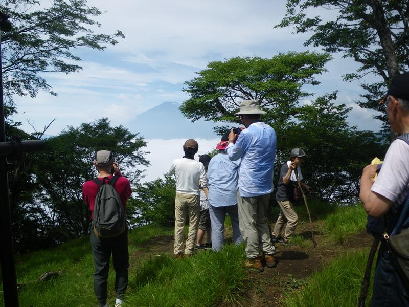 山に登り・又菅沼とウラタンへ
