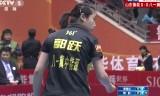 【卓球】 李暁霞VS郭躍 中国超級リーグ2013