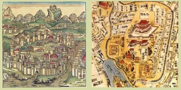 都市の境界