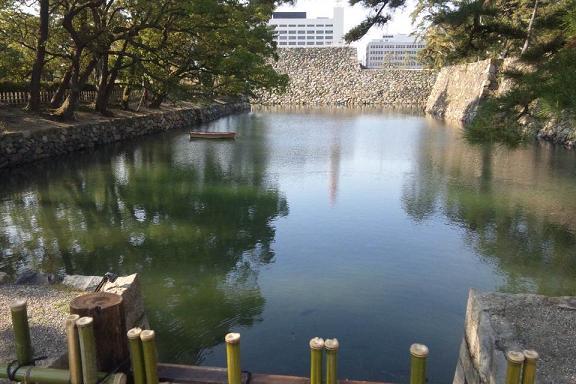 高松城水練場