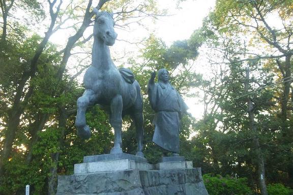 高知千代と名馬