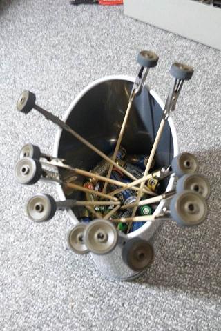 M4転輪いっぱい