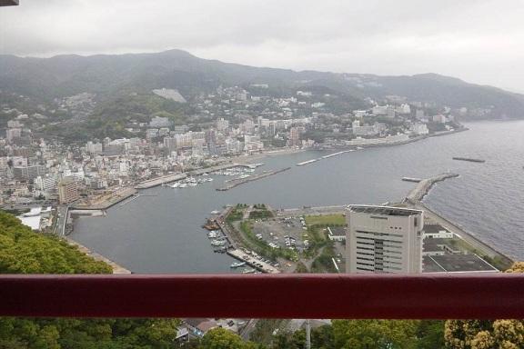 熱海城 眺望