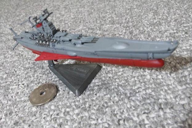 メカコレクション1宇宙戦艦ヤマト完成