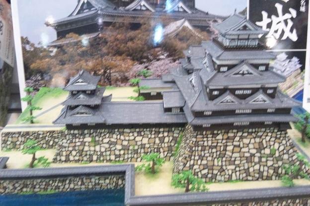 プラモ広島城HB
