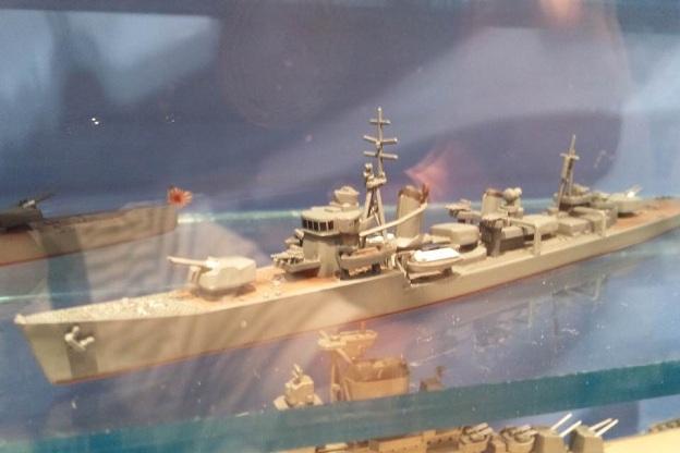 駆逐艦完成品HB