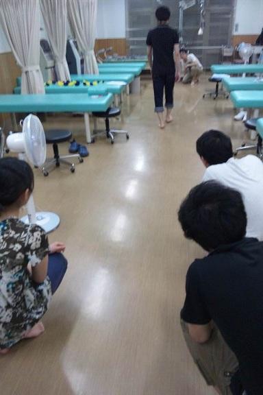 理学療法士勉強会 歩行 静岡