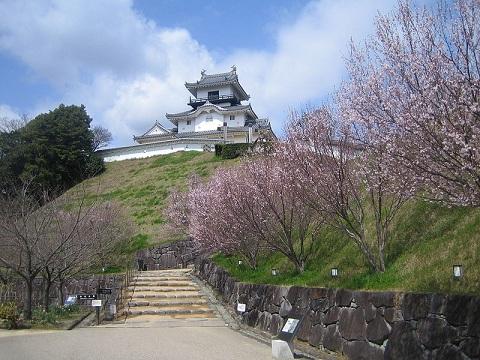 掛川城 ウィキ画像