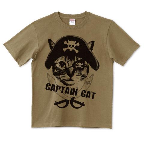 Nobigao 海賊猫Tシャツ