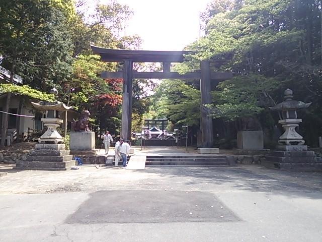 130501 護国神社①