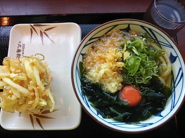 130512 丸亀製麺 東川原店