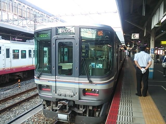 130813 岡山駅②