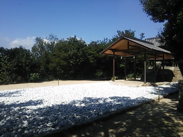 131002 直島 家プロジェクト 護王神社