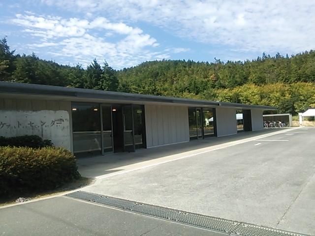 131002 直島 地中美術館チケットセンター