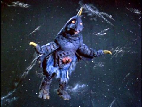 宇宙大怪獣 ベムスター(改造)