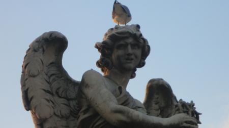 サンタンジェロ橋の天使
