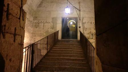 サンタンジェロ城内部
