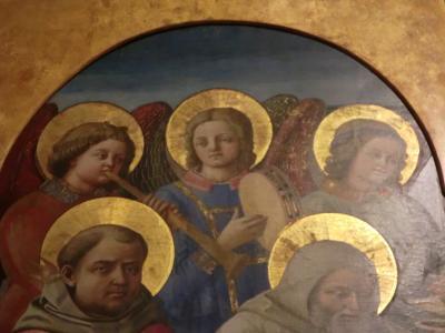 バチカン美術館 ピナコテカ フィリッポ・リッピ