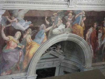 サンタ・マリア・デッラ・パーチェ教会