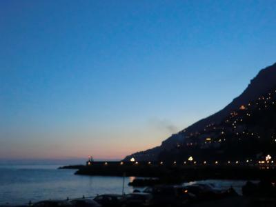 アマルフィ夜景