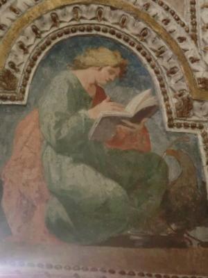 アマルフィ 地下礼拝堂