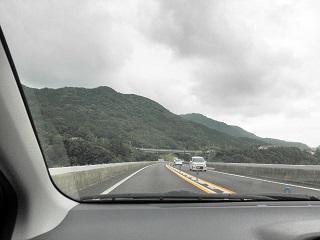 熊野への道。