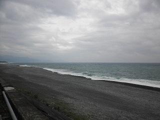 くろしおの海。