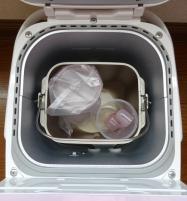 パンケースの中には付属品が入っていました。