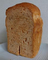 トマトバジル食パン