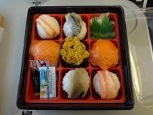 12:04 北海てまり寿司 780円