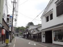 12:19 田町通りの先に廣瀬神社があります。