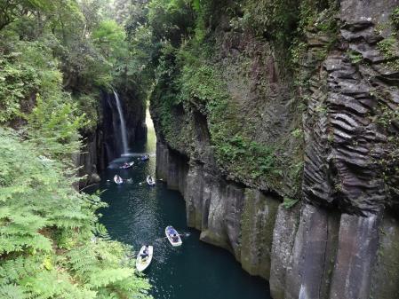 15:31 高千穂峡 真名井の滝