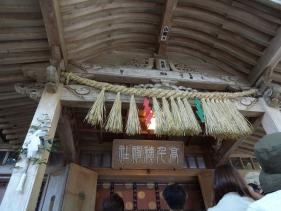 16:08 高千穂神社 本殿