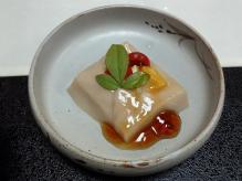 18:36 ピーナツの豆腐