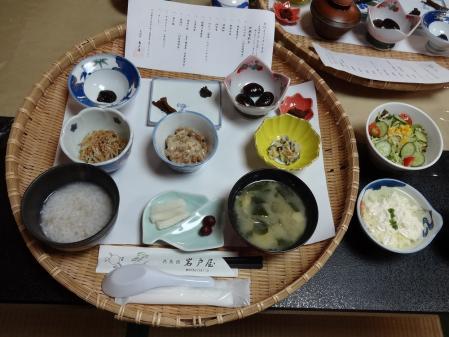 7:04 私の朝食