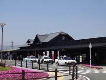 11:18 JR阿蘇駅
