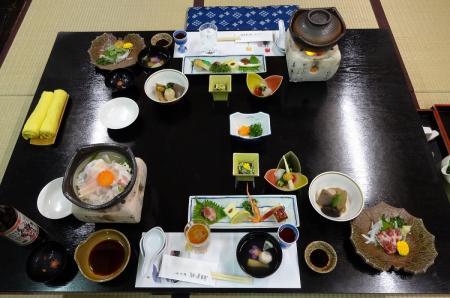 18:12 こんなに食べられるかしら(*^_^*)